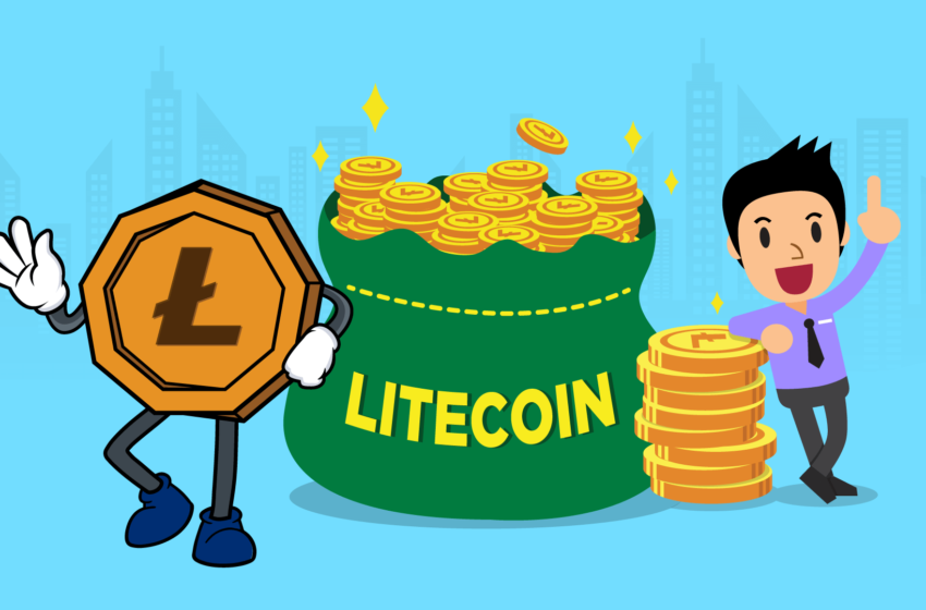 Litecoin Price Analysis: LTC Continues a Price Recovery; Eyeing for $40