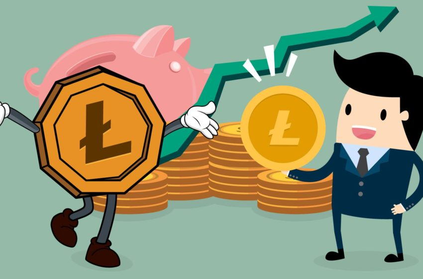 Litecoin Price Analysis: LTC Crosses the $46 After an Overnight Gain of 14.41%